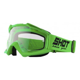 LUNETTES MASQUE CROSS ASSAULT NEON GREEN