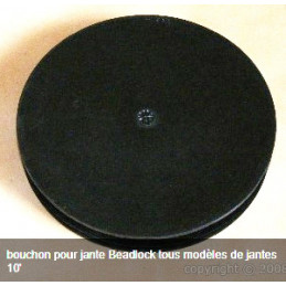 PACK 4 JANTES BEADLOCK NOIR KTM 10X5 ET 9X8