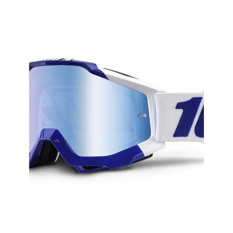 Lunettes masque 100 accuri calgary ecran miroir bleu for Ecran en miroir
