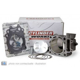 KIT 450cc TRX 450 R 04/05 CYLINDRE PISTON WORKS