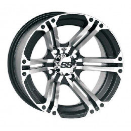 JANTE AVANT ALU ITP SS212 ALLOY MACHINED 14x8 5+3 4X115