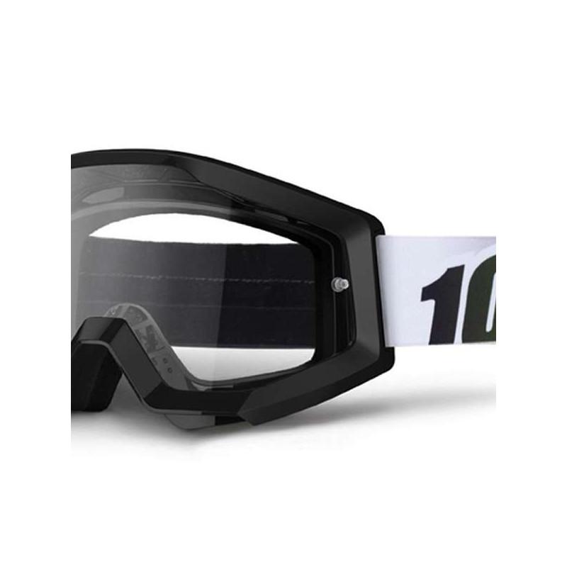lunettes masque 100 strata black lime ecran clair. Black Bedroom Furniture Sets. Home Design Ideas