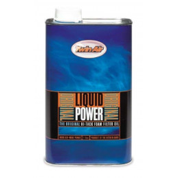 HUILE DE FILTRE A AIR LIQUIDE POWER TWIN AIR ORIGINAL 1L